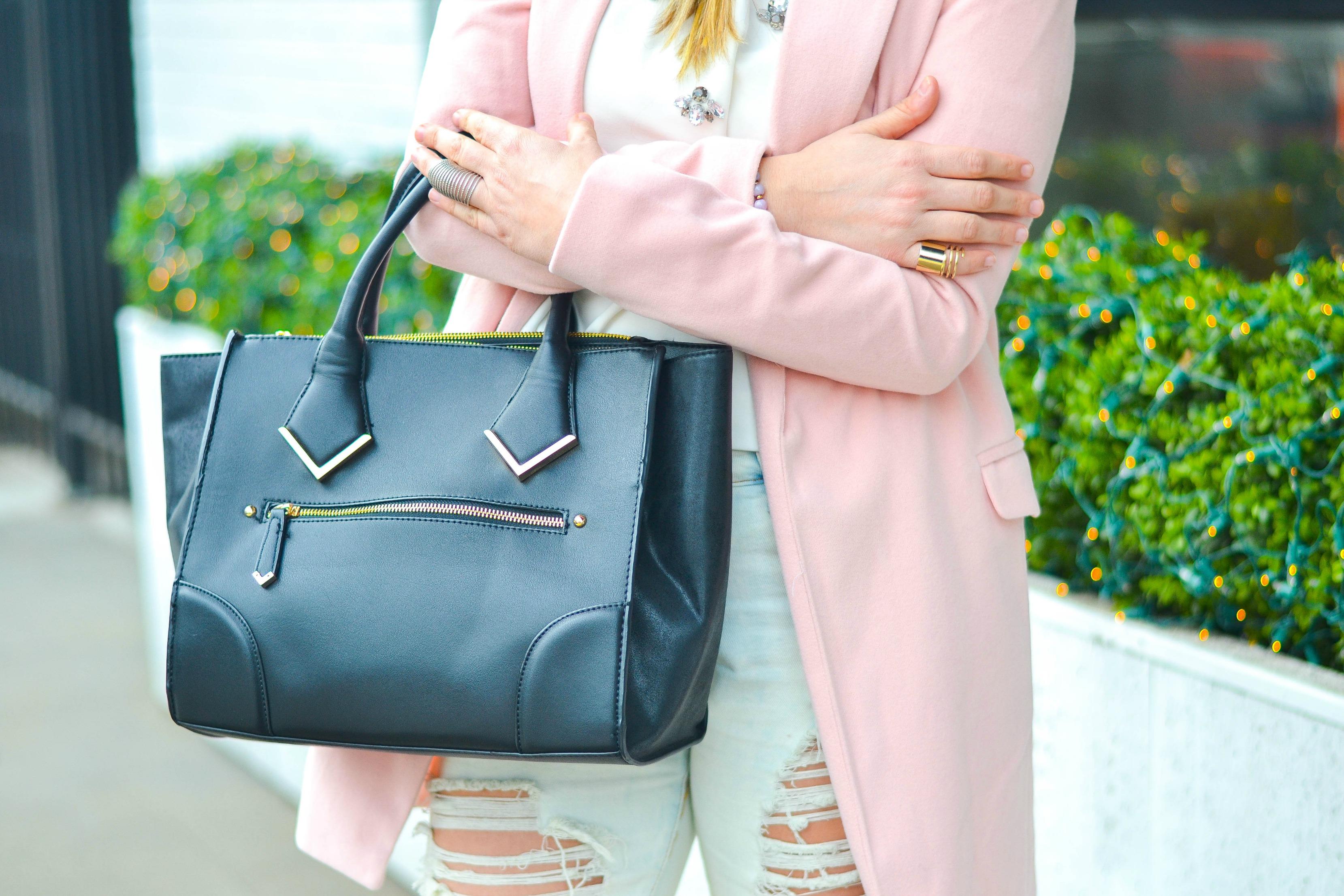 blush outerwear