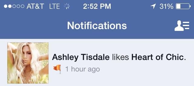 ashley tisdale the haute mess