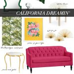 california home decor