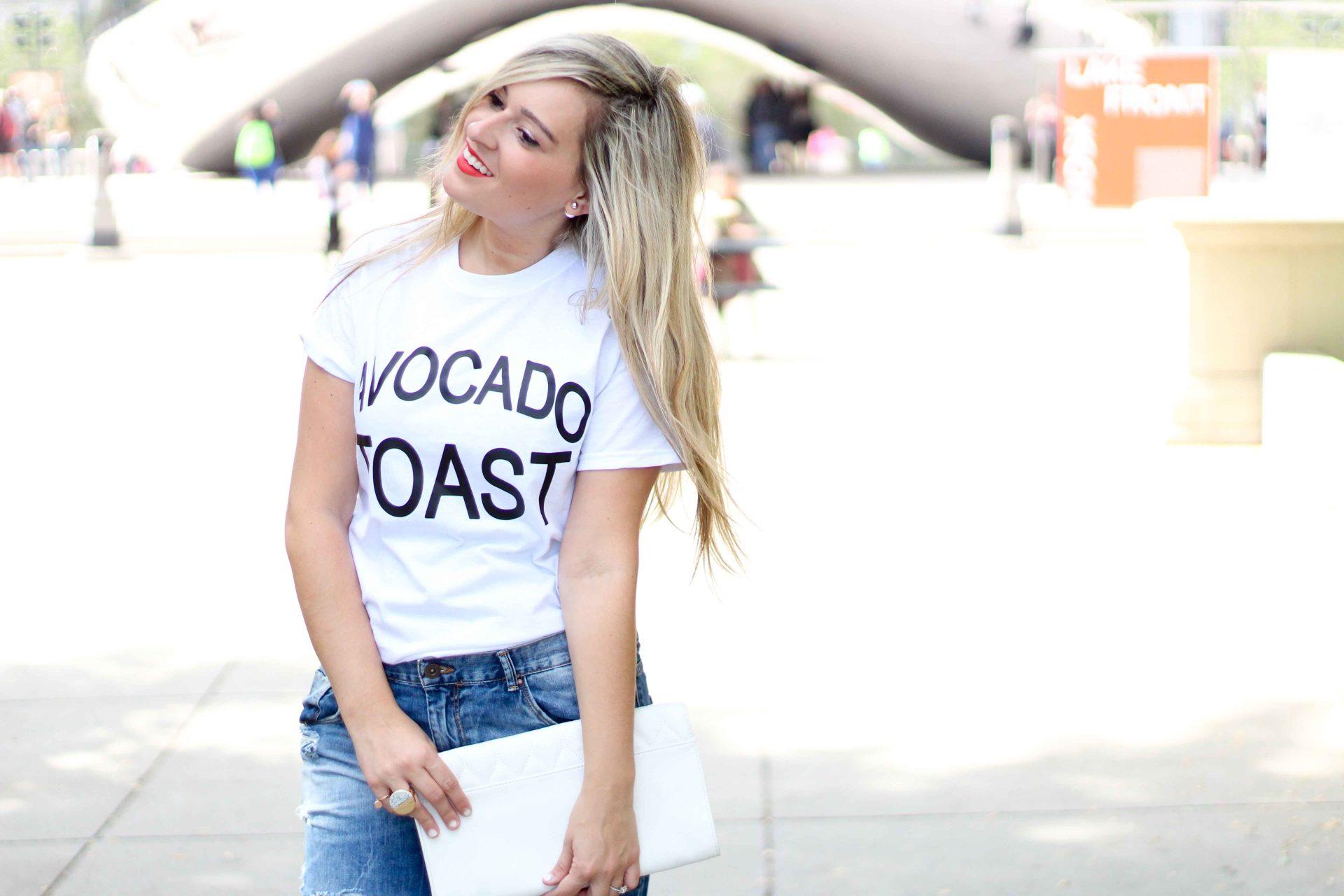 avocado tshirt
