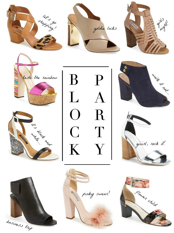 best block heels