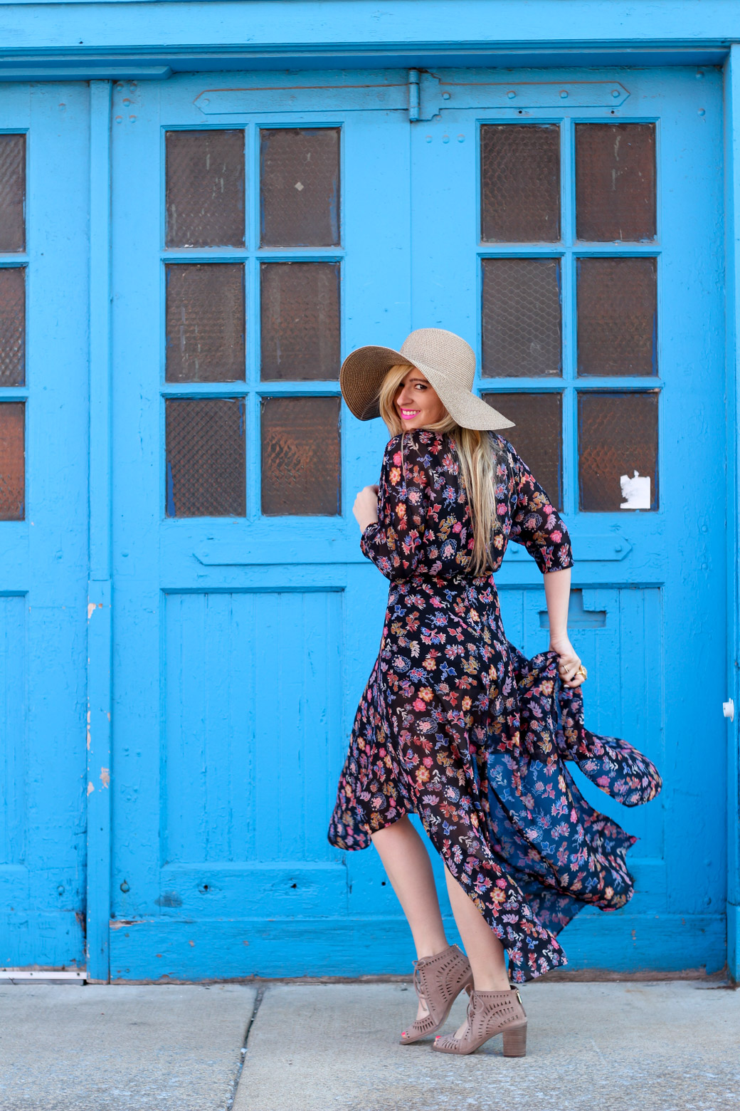 Let's Lemonade | Maxi Dress