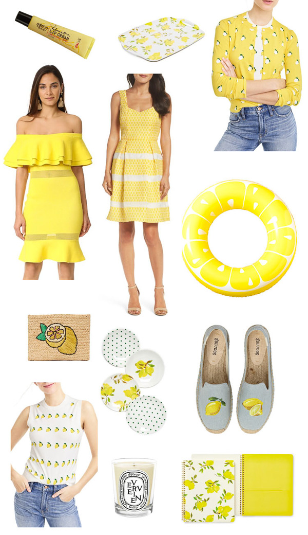 lemon fashion