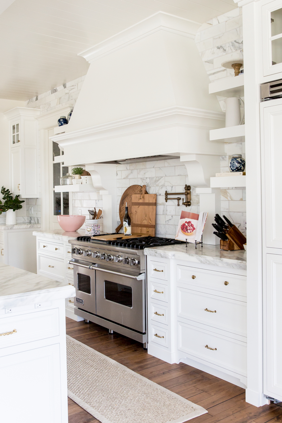 rach parcell kitchen reveal