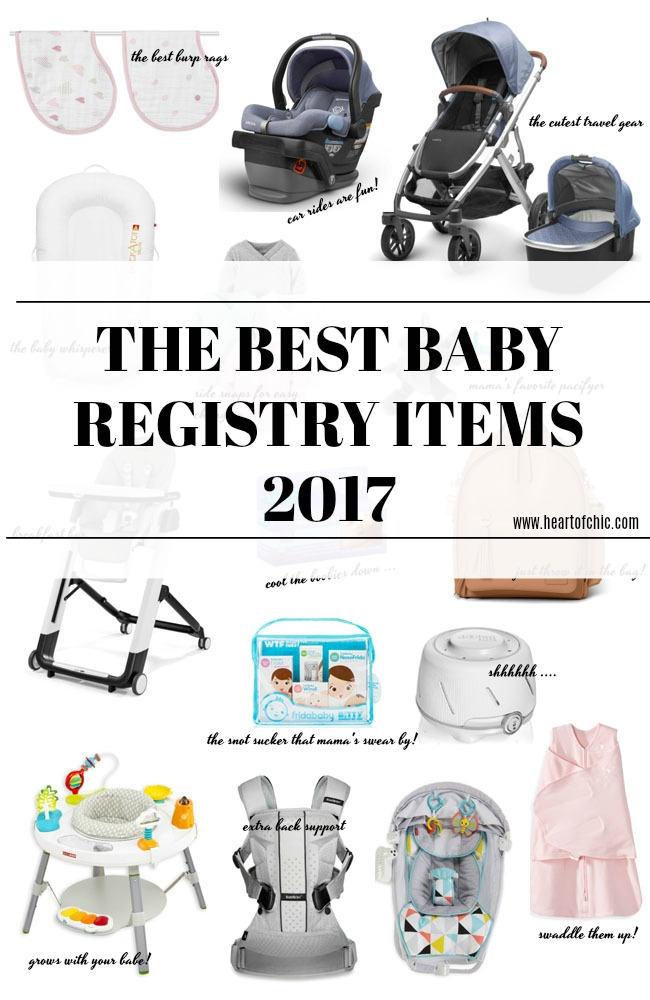Sharing my favorite buy buy baby registry must haves! These are all 100% mama approved and tested | Chicago fashion blogger | Happily Inspired