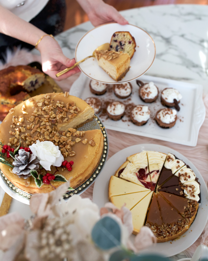 Curious how to create the perfect dessert table? Chicago Lifestyle Blogger Happily Inspired is sharing her top tips to create the perfect dessert table.