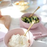 whipped feta cucumber recipe