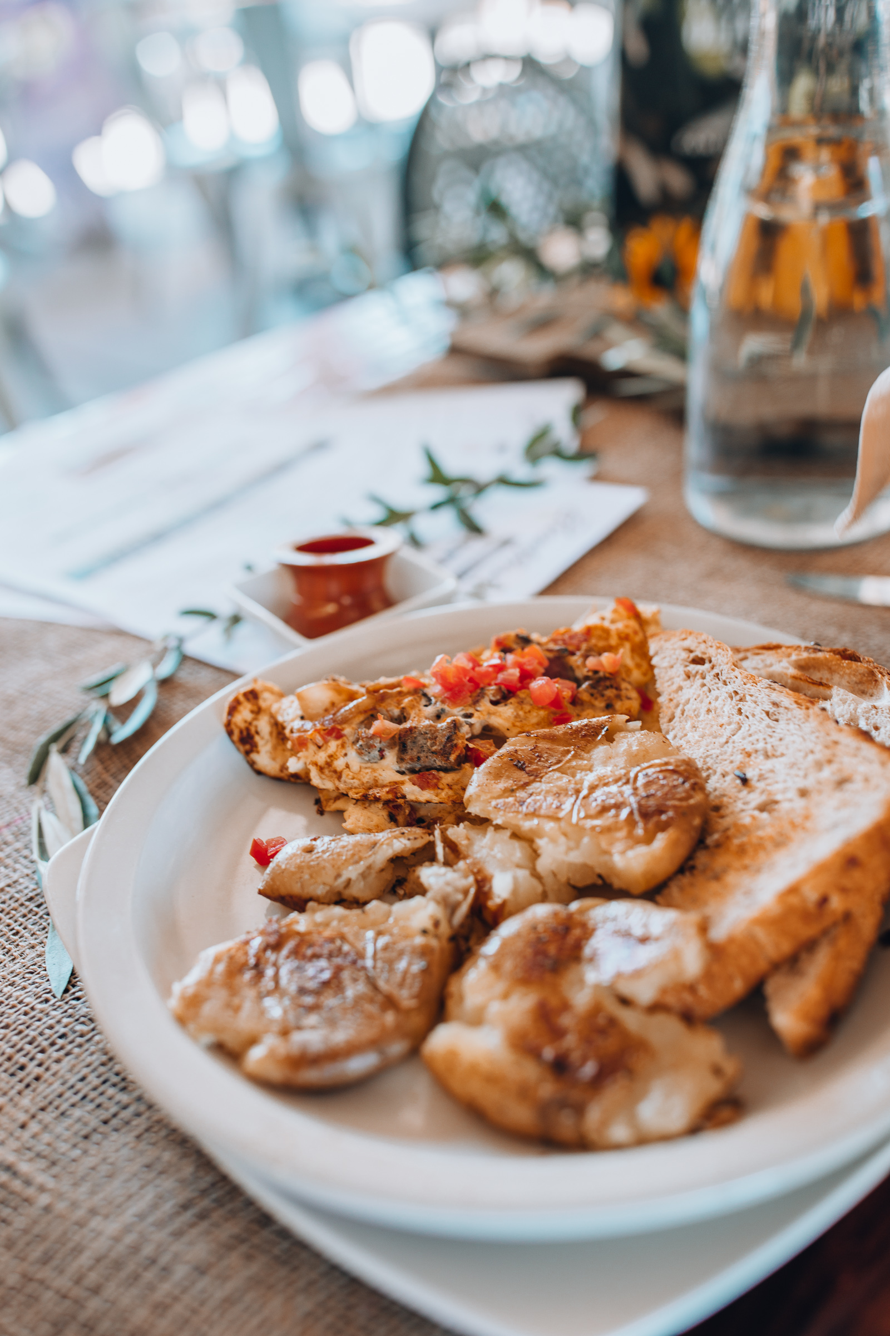 Chicago lifestyle blogger is sharing the best restaurants in scottsdale