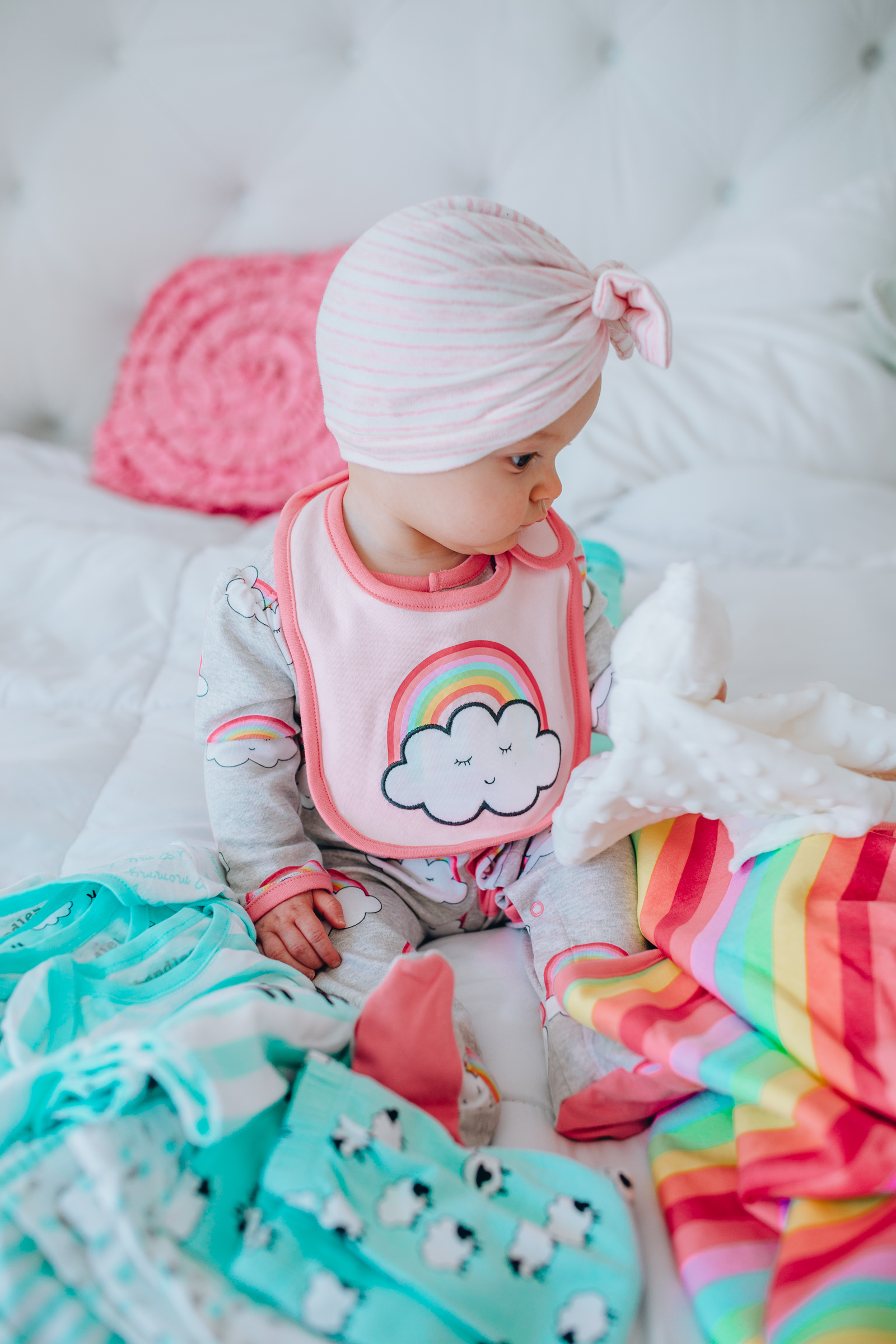 Children's Place Bundles outfits that are easy-on-the-go!
