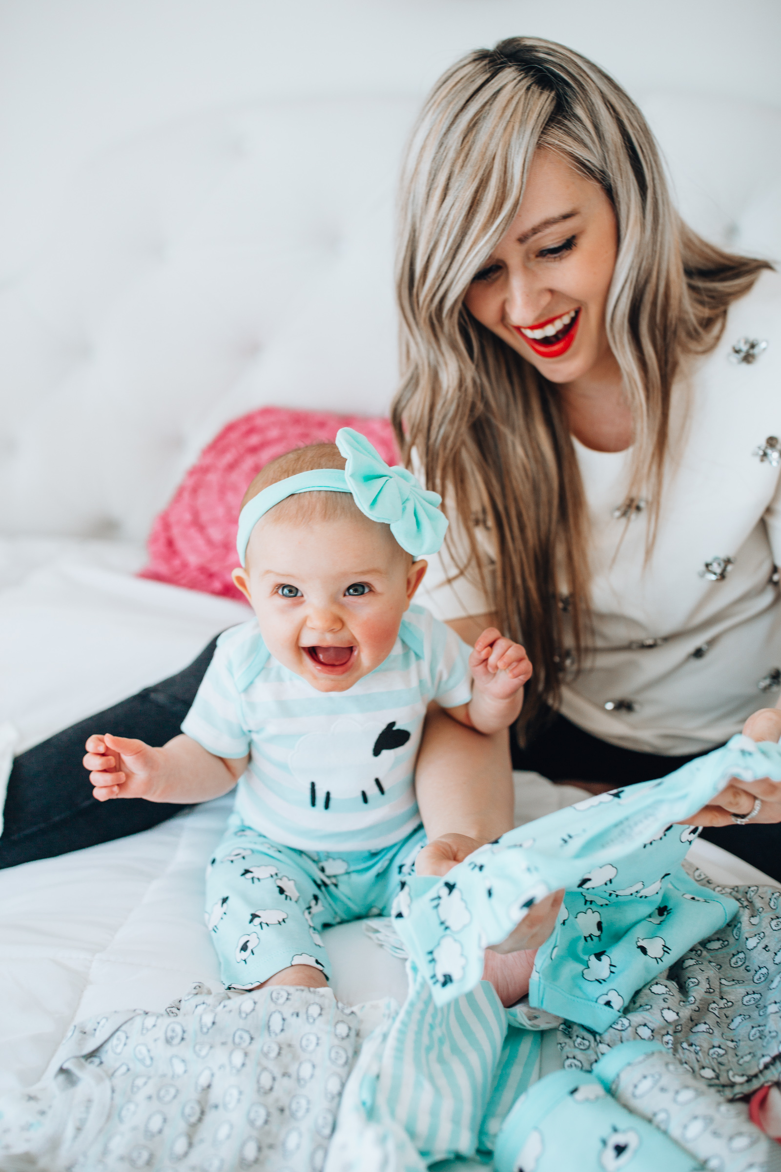 Chicago lifestyle blogger Happily Inspired shares tips about Road Trip With A Baby
