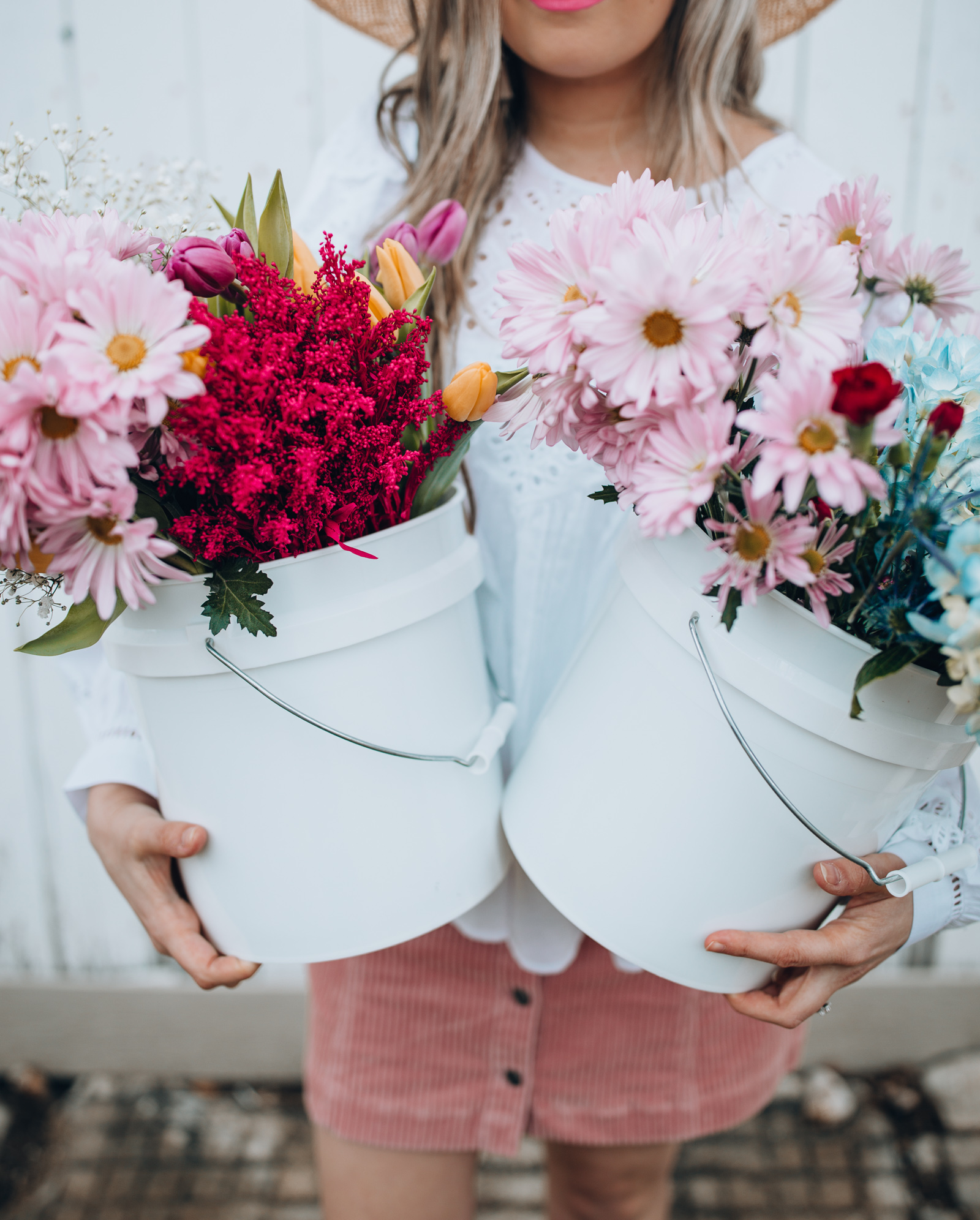 Macy's Chicago Flower Show 2018 'Once Upon a Springtime' fun florals, shopping, and State street store events | chicago style blogger