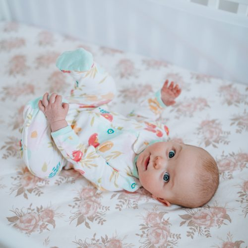 my favorite baby gear for sleep training - Baby Harlow