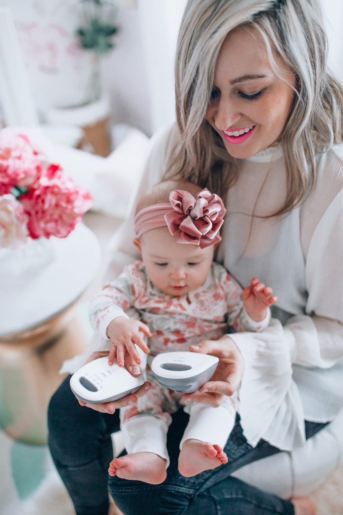 Chicago motherhood blogger shares money saving baby hacks & her favorite way to shop all things baby at Walmart. Learn more about how to budget for baby.