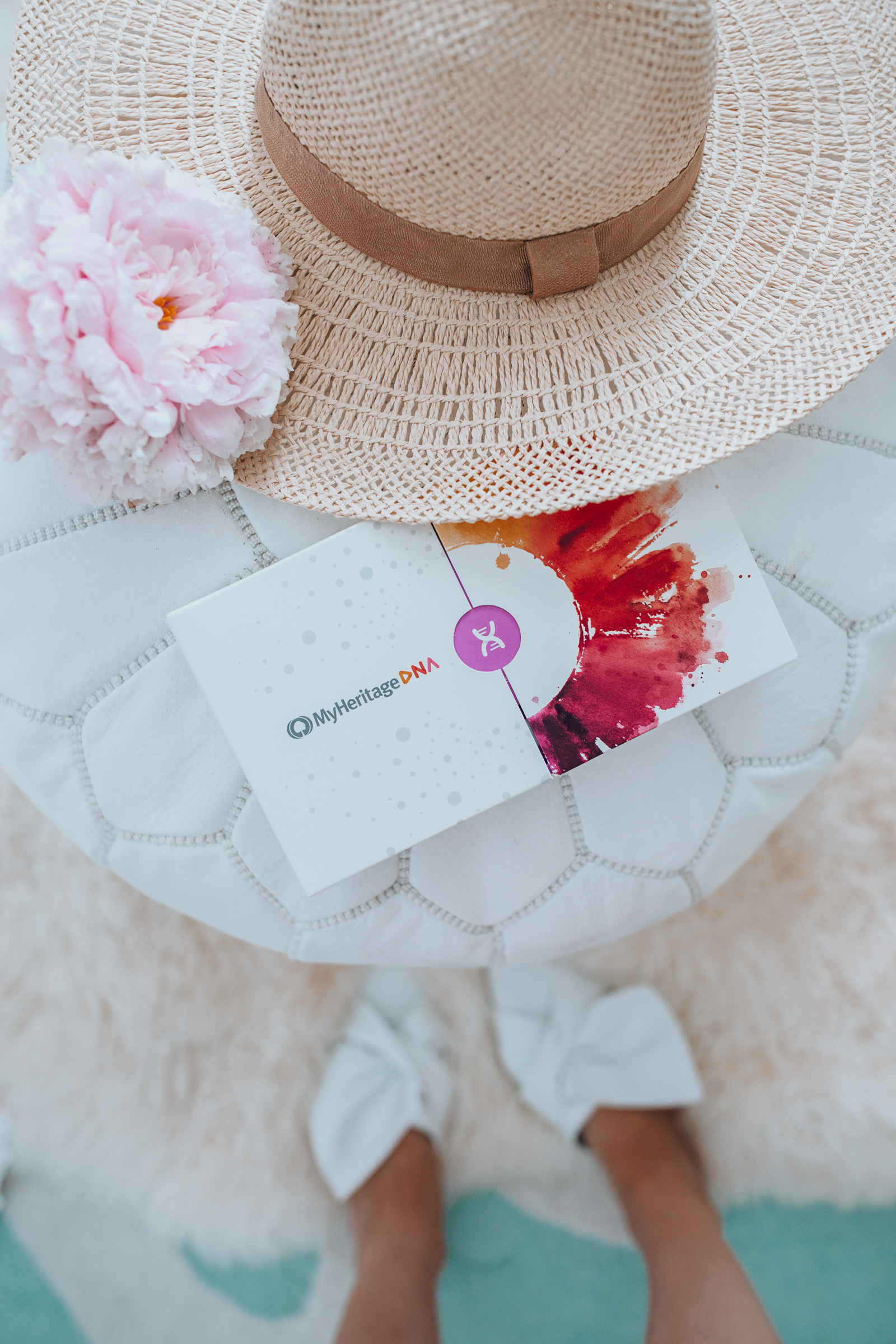 MyHeritage DNA test kit - Happily Inspired