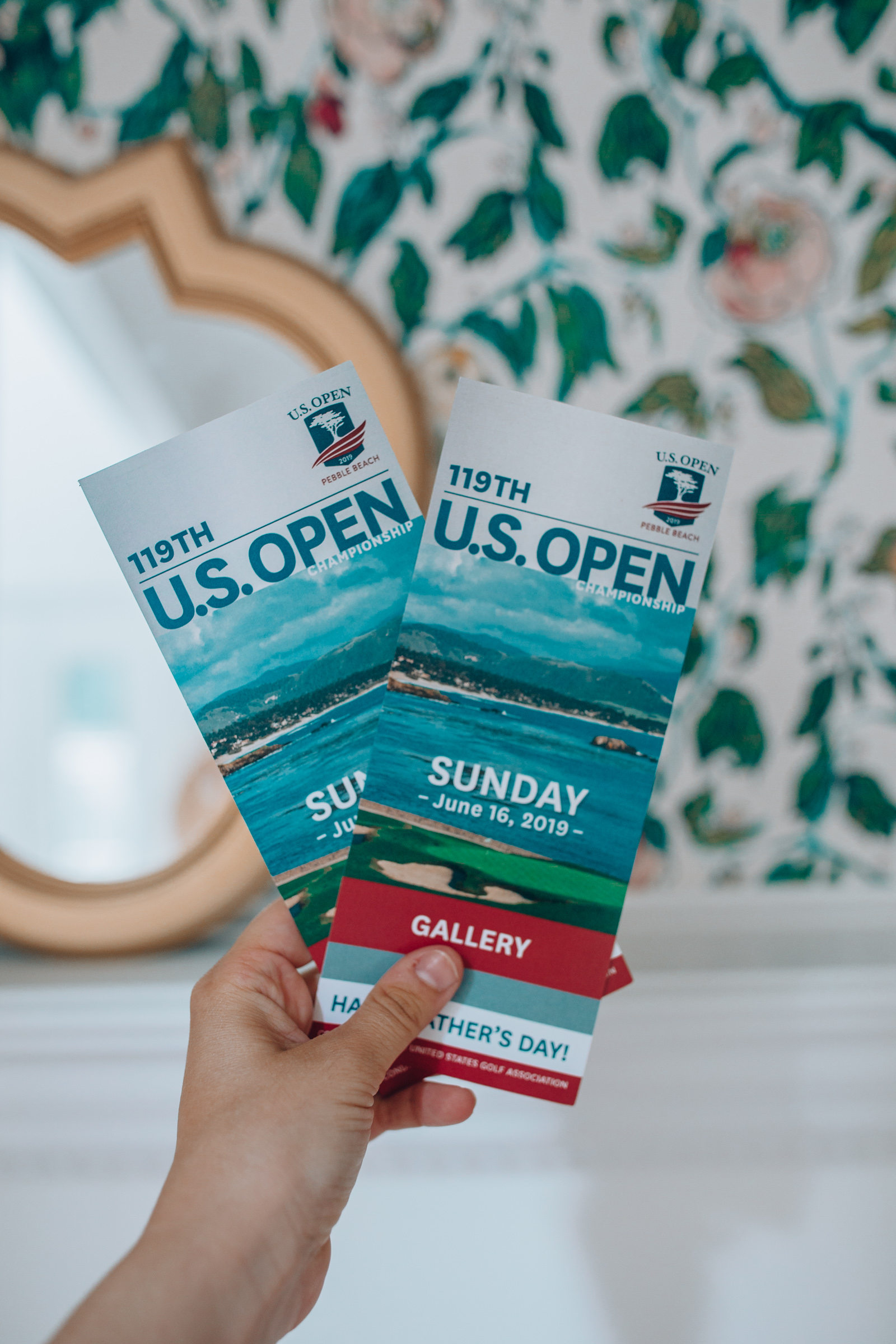 119th U.S. Open Championship - Happily Inspired