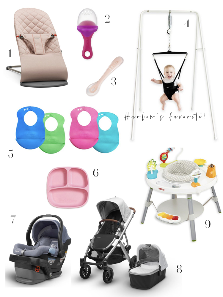 baby registry favorites