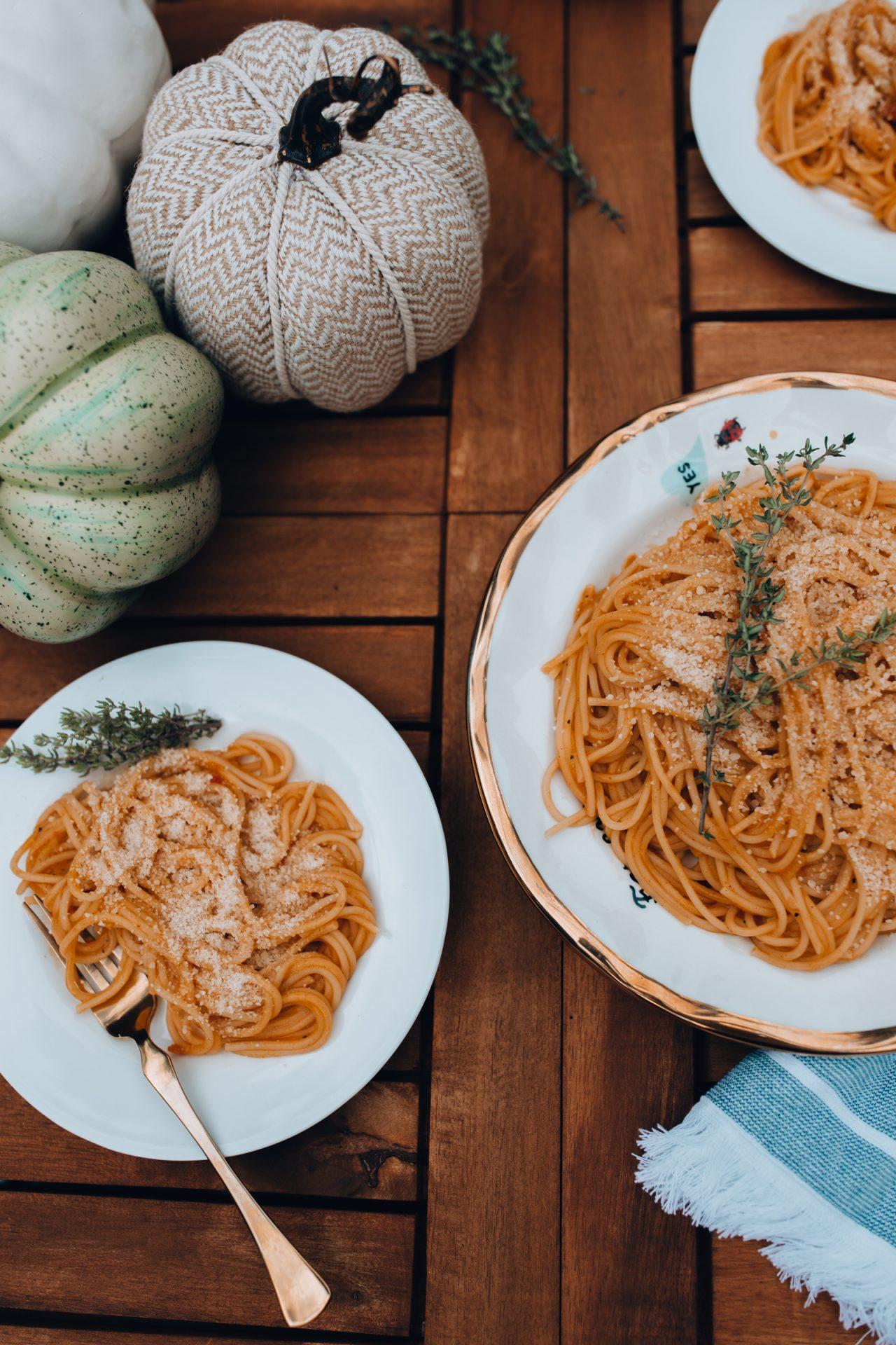 pumpkin pasta sauce