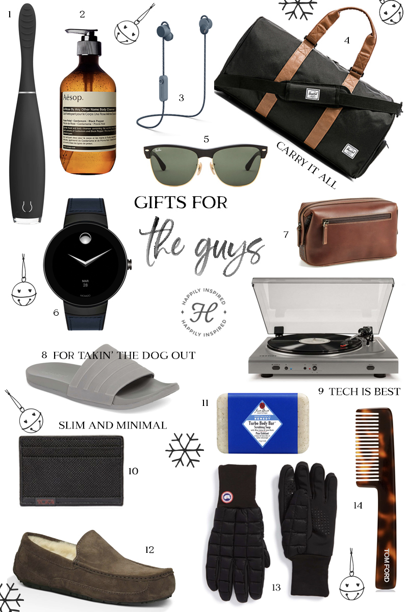 gift ideas for men, christmas gift ideas, men gift guide, what to get your boyfriend for christmas