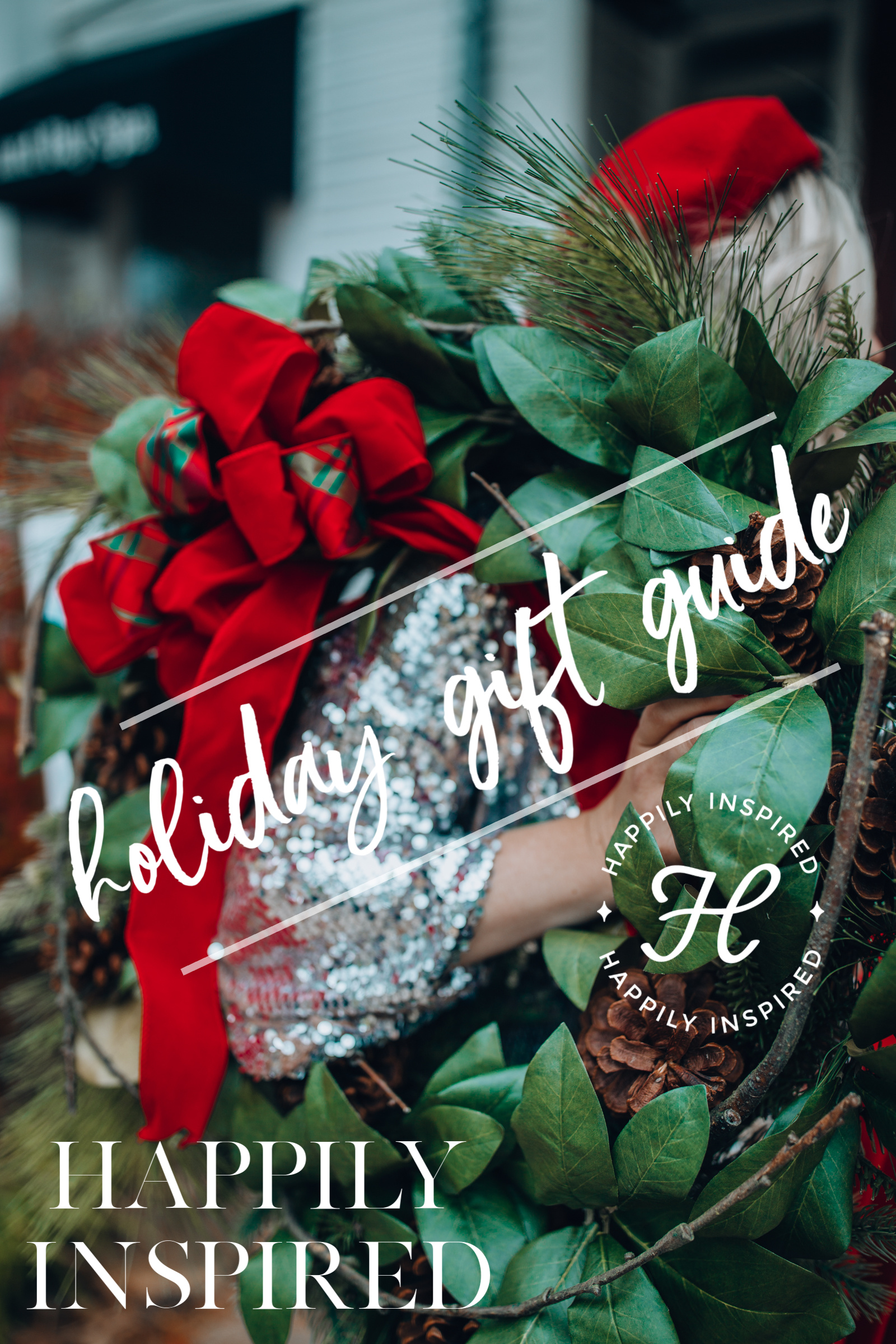 holiday gift guide 2018, happily inspired, christmas gift ideas