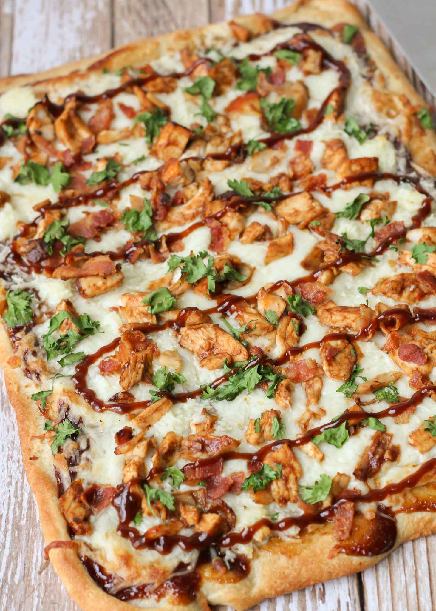 homemade pizza recipe, best bbq chicken pizza recipe