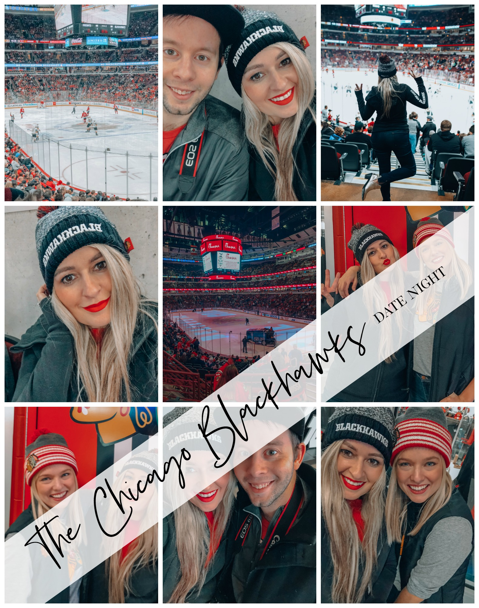 4ab981d9389 Date Night with the Chicago Blackhawks