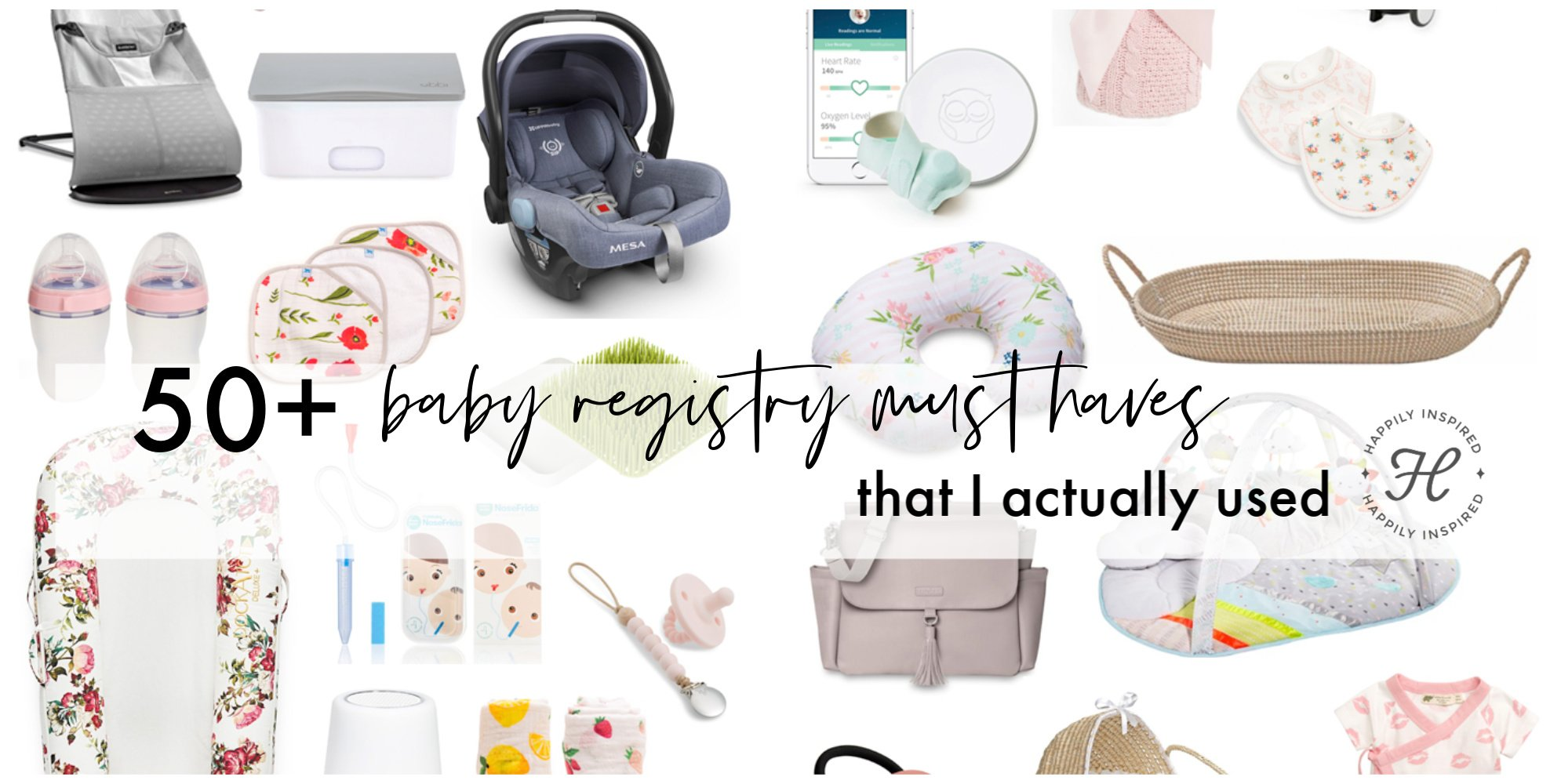 baby registry must haves for 2020