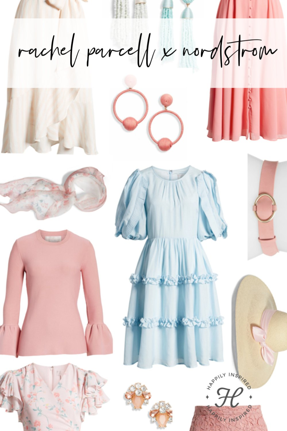 rachel parcell collection