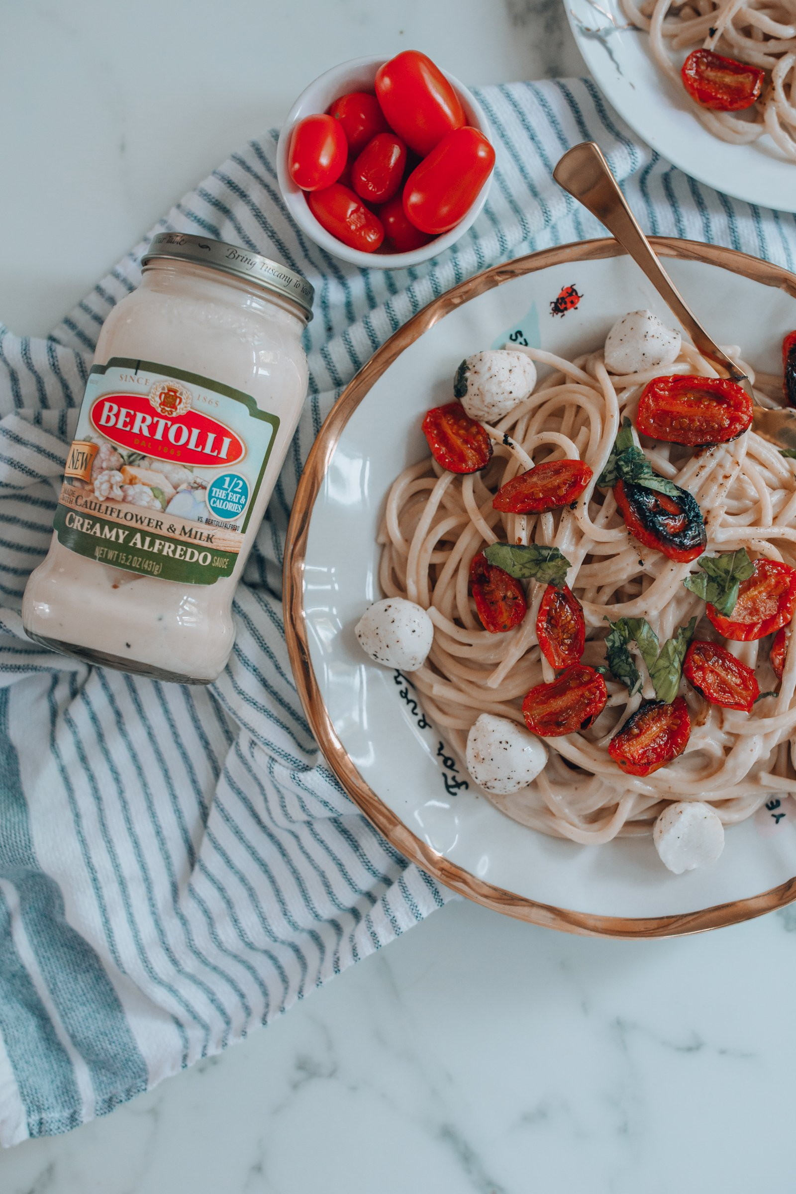 healthy alfredo sauce, easy family dinners