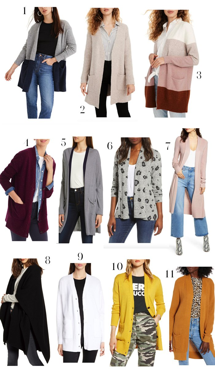 nordstrom anniversary sale 2019 cardigans