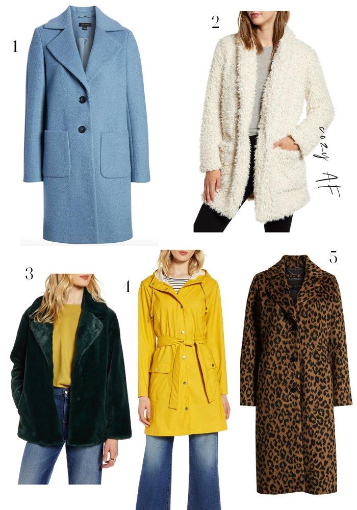 nordstrom anniversary sale 2019 coats