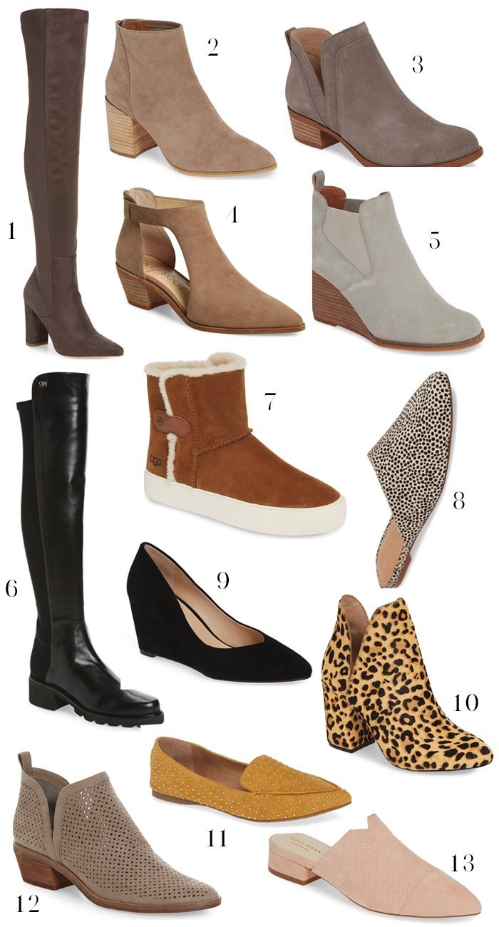 nordstrom anniversary sale 2019 shoes