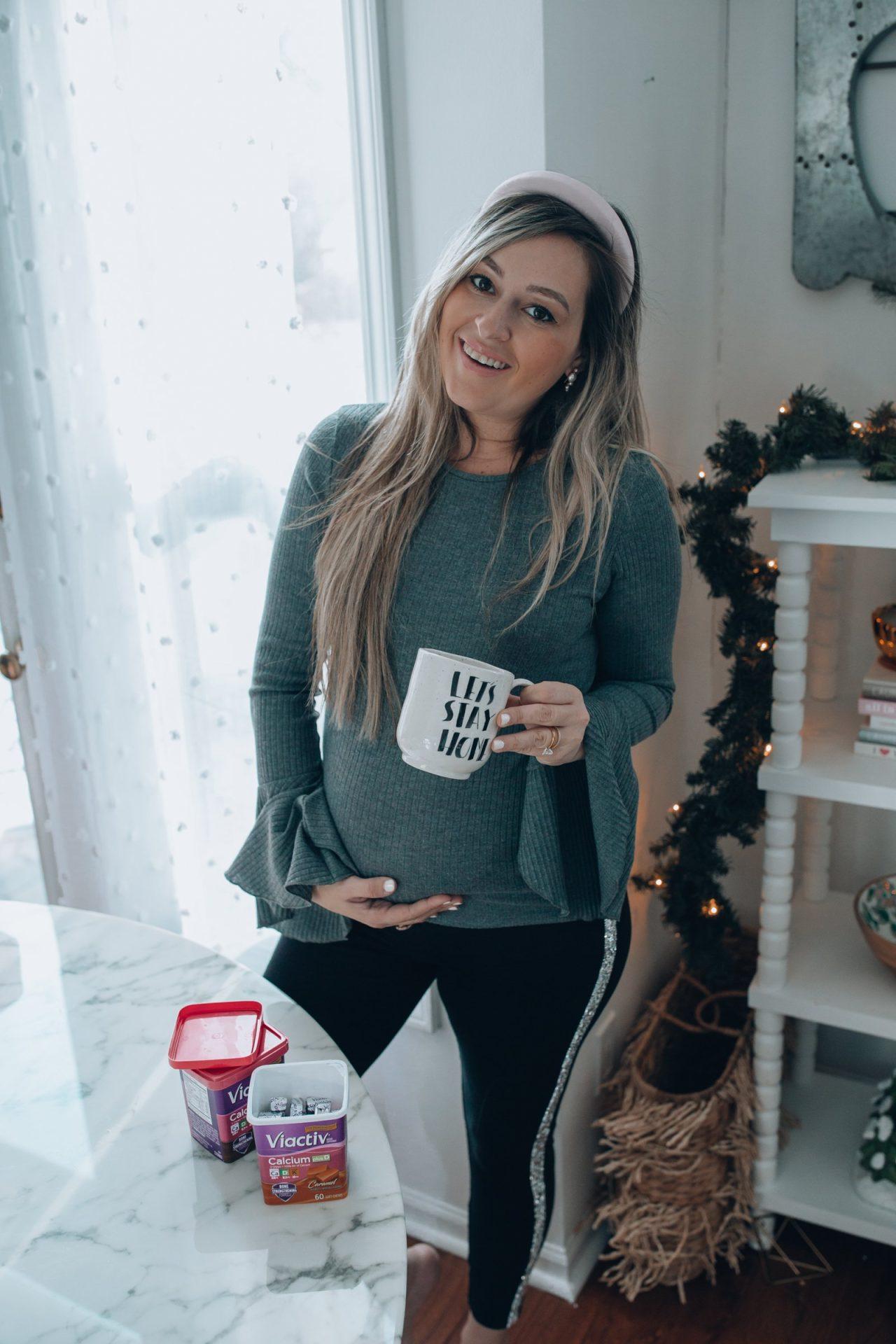 calcium in pregnancy, viactiv soft chews