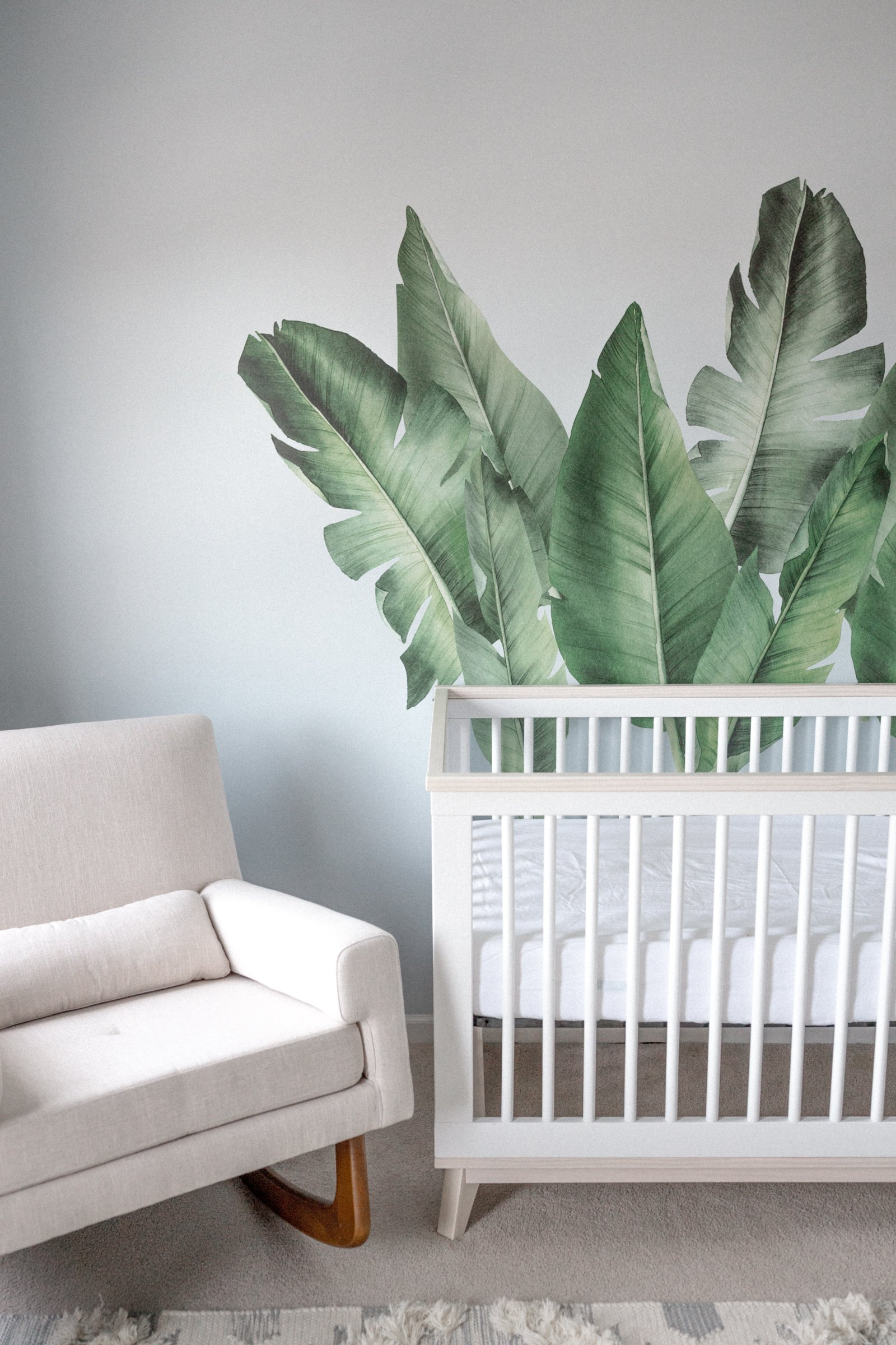 nature nursery, gender neutral nursery