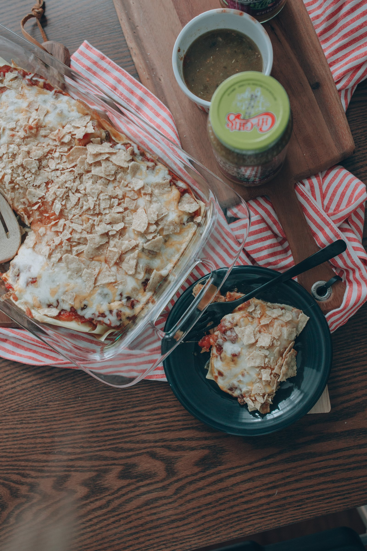 Taco lasagna, taco lasagna recipe