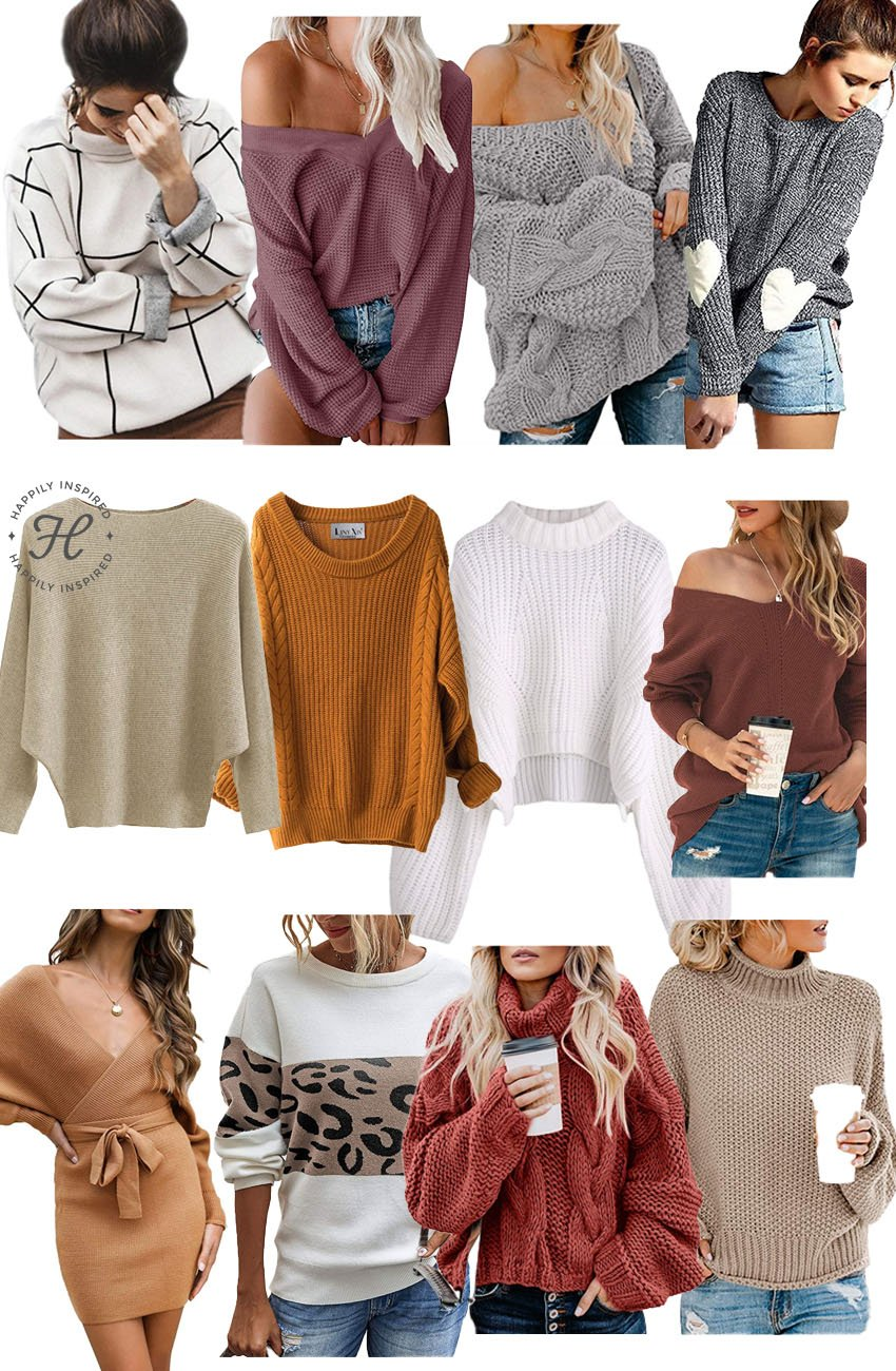 best amazon sweaters