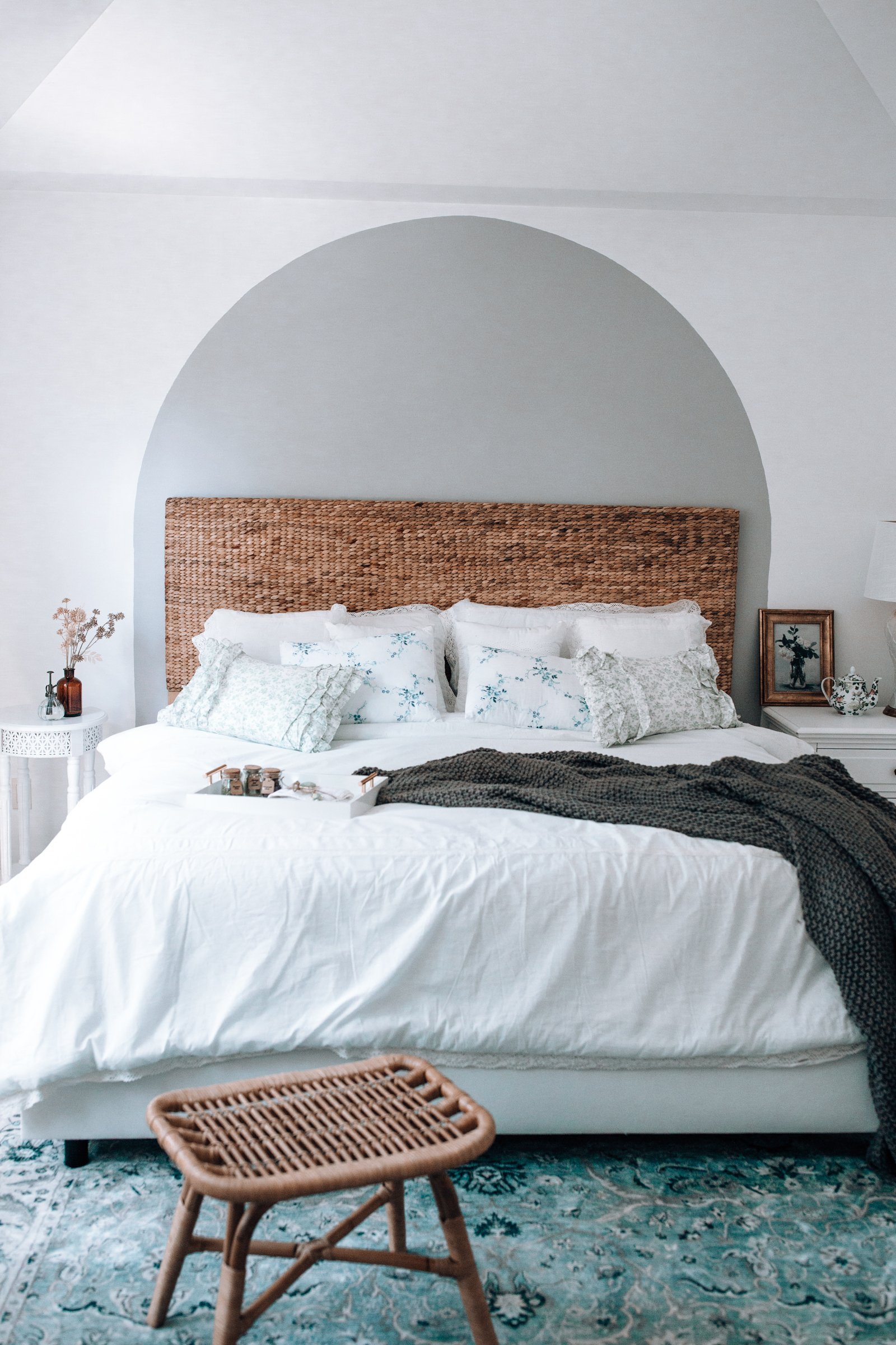 Wall Painting Ideas Wall Painting Ideas For Bedroom Happily Inspired