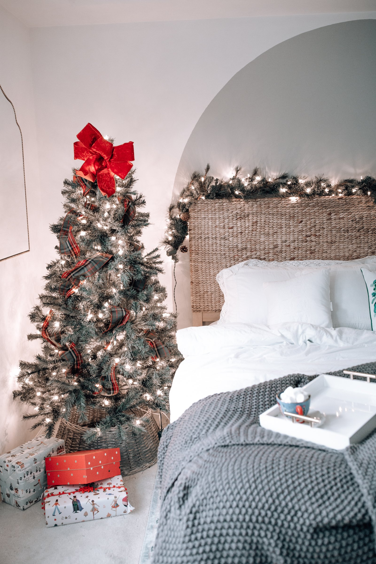 holiday bedroom decor, black friday home depot